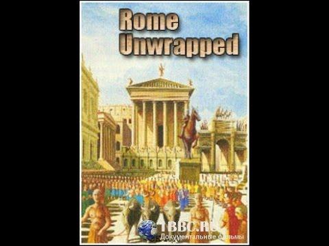 Odhalený Řím (4) : Mistři stavitelé -dokument