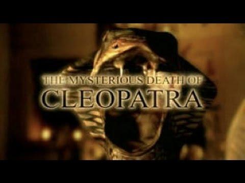 Tajemná smrt Kleopatry -dokument