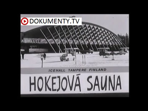Hokejová sauna – dokument o MS v hokeji 1965