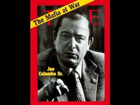 Největší esa mafie: (3) Joe Colombo Svérázný gangster -dokument