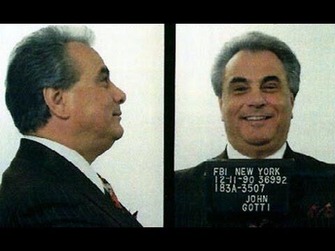 Největší esa mafie: (4)  John Gotti -dokument