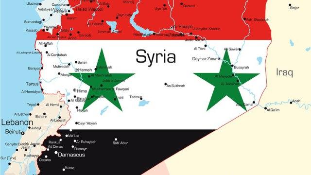 Sýrie -dokument