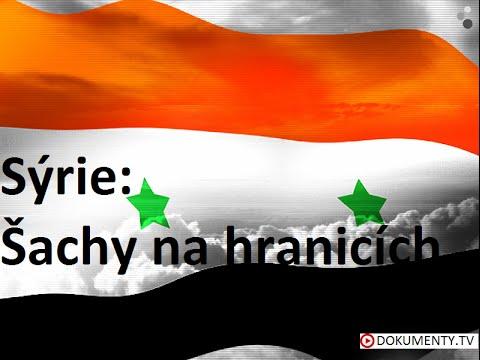 Sýrie: Šachy na hranicích -dokument