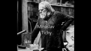 Tarzan v důchodě: Miroslav Tichý -dokument