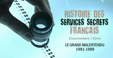 Francouzské tajné služby 3. Velké nedorozumění -dokument