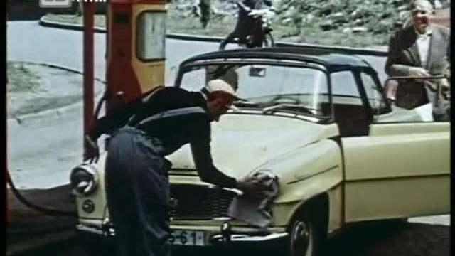 Vůně benzínu -dokument /1963/