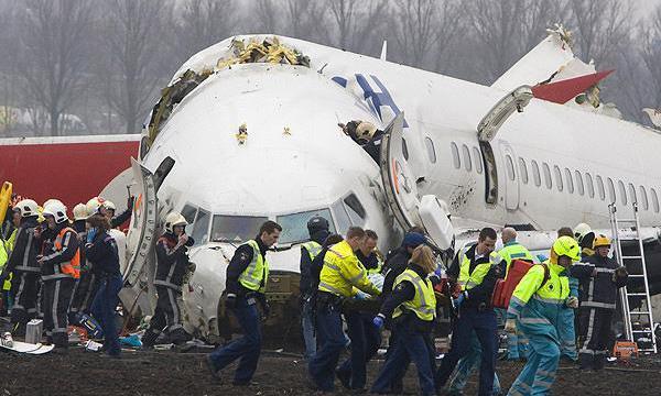 Letecké katastrofy: Přistání v Amsterodamu -dokument