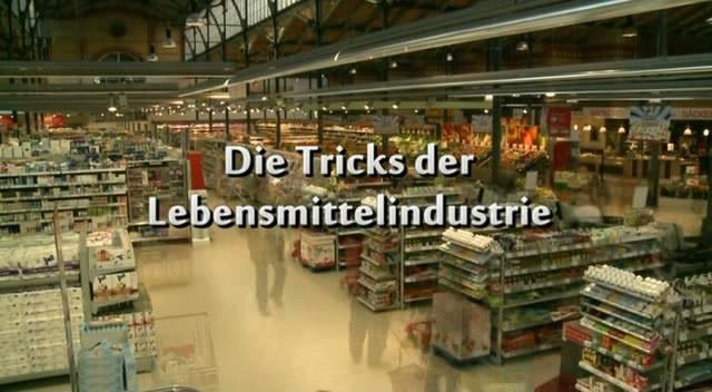 Triky potravinárskeho priemyslu -dokument