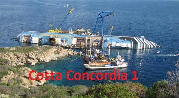 Costa Concordia: Úplný příběh 1 -dokument
