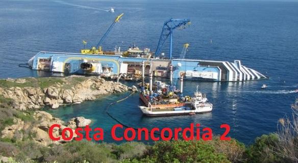 Costa Concordia: Úplný příběh 2 -dokument