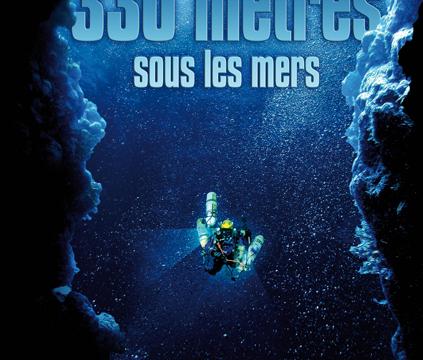 330 metrů pod hladinou moře -dokument