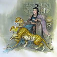 Hrobka královny Šangů -dokument
