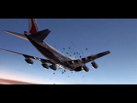Letecké katastrofy: Exploze nad Atlantikem -dokument