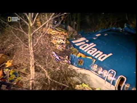 Letecké katastrofy: Pád letadla na dálnici -dokument