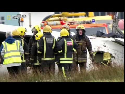 Letecké katastrofy: Potřetí nešťastně -dokument