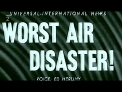 Letecké katastrofy: Příliš rušné nebe -dokument
