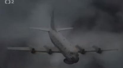 Letecké katastrofy: V oku bouře -dokument
