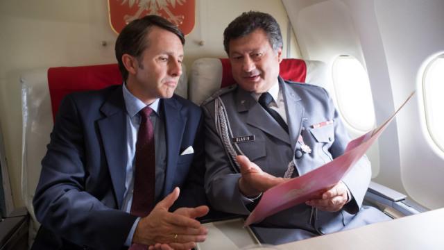 Letecké katastrofy: Smrt prezidenta -dokument