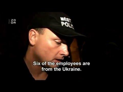 MacIntyre: Nejdrsnější města světa – Praha -dokument