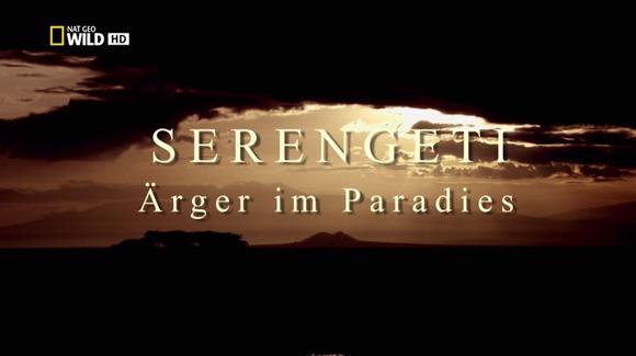 Přežití v Serengeti -dokument