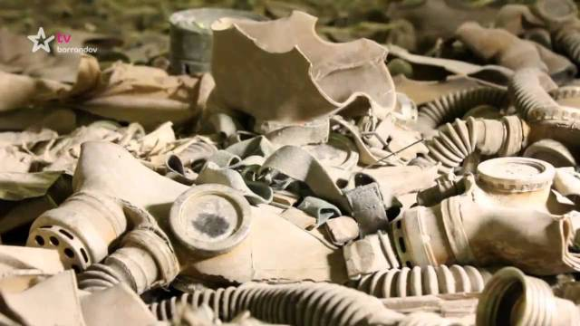Tajemný Černobyl: Město smrti -dokument