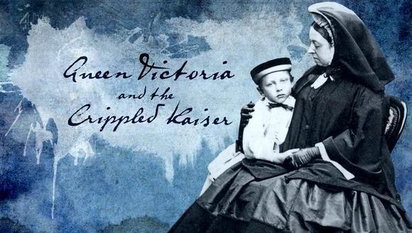 Královna Viktorie a německý císař mrzák -dokument