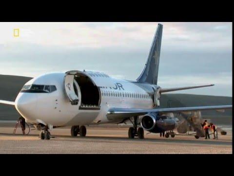 Letecké katastrofy: Smrt v Arktidě -dokument