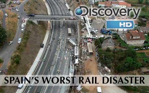 Nejhorší železniční neštěstí ve Španělsku -dokument