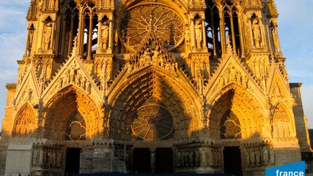 Notre Dame v Remeši -dokument