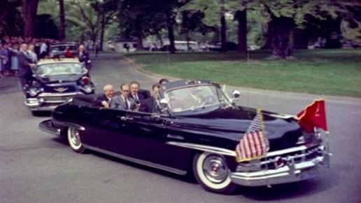 Jak si Chruščov podmanil Ameriku -dokument