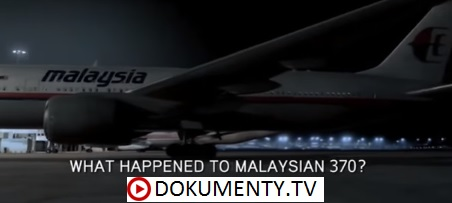 Letecké katastrofy: Malaysia MH 370 -dokument