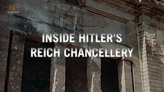 Hitlerovo Říšské kancléřství -dokument