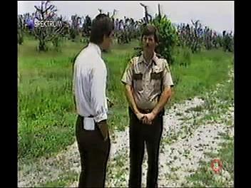 Příběhy z cel smrti – policista James Aren Duckett -dokument