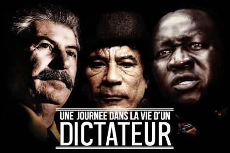 Den v životě diktátora -dokument