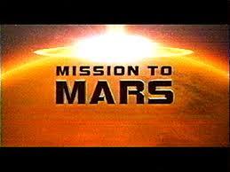 Vzhůru na Mars -dokument