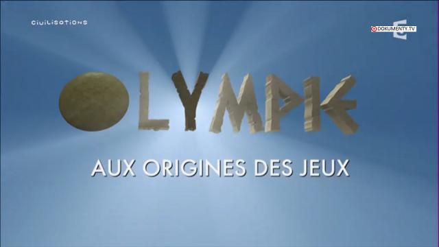 Olympie – místo zrodu olympijských her -dokument
