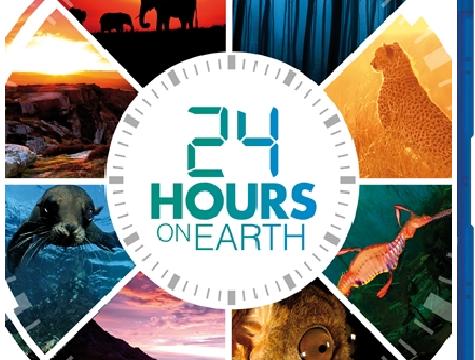24 hodin na planetě Zemi – Den -dokument