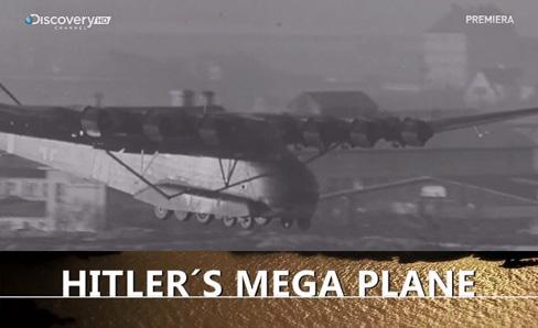 Gigant: Hitlerův létající obr -dokument