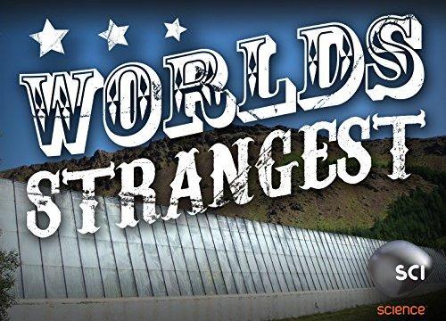Nejpodivnější na světě: Místa -dokument