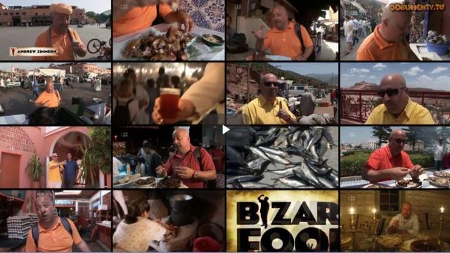 Bizarní jídla s Andrewem Zimmernem: Maroko -dokument