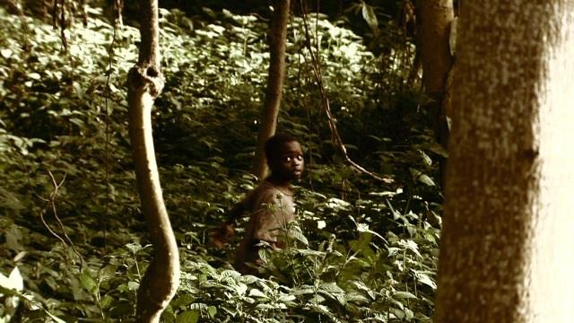 Divoké děti: Opičí chlapec z Ugandy -dokument