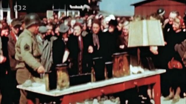Kapitulace nacistického Německa 2.časť -dokument