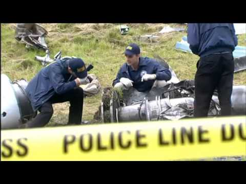 Letecké katastrofy: Nebezpečné ticho -dokument