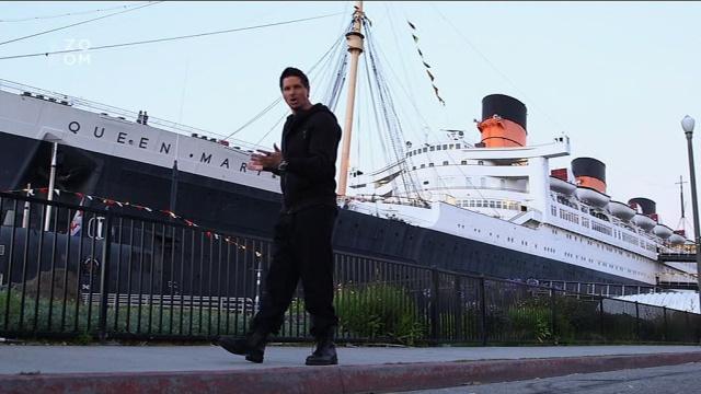 Po stopách duchů: Nejstrašidelnější loď světa- dokument