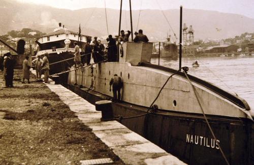 Ponorkou na severní pól -dokument
