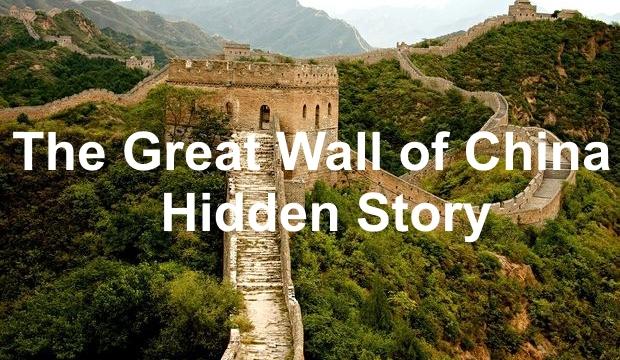 Skrytý příběh Velké čínské zdi -dokument