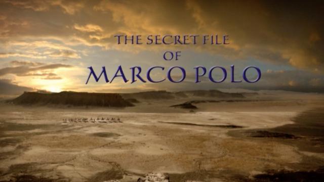 Tajné spisy Marka Pola -dokument
