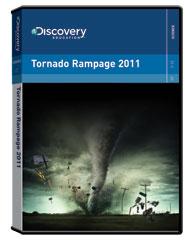 Běsnění tornád 2011 -dokument