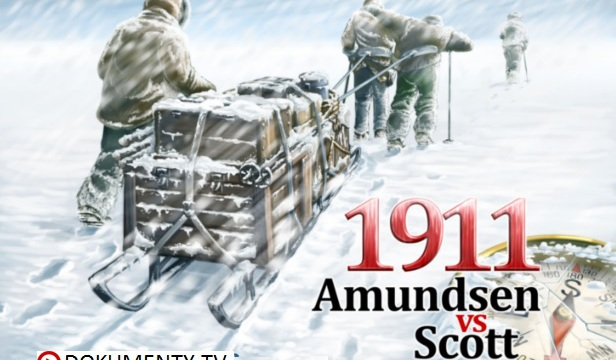 Amundsen versus Scott -dokument