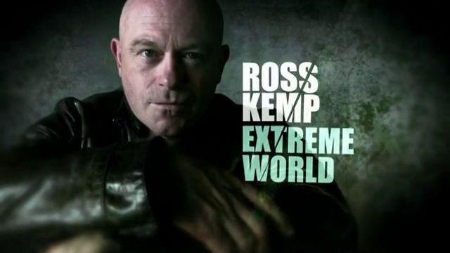 Ross Kemp – extrémní svět: Venezuela -dokument